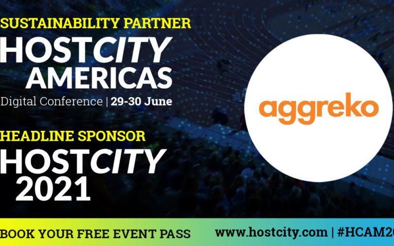 Host City partners with energy provider Aggreko