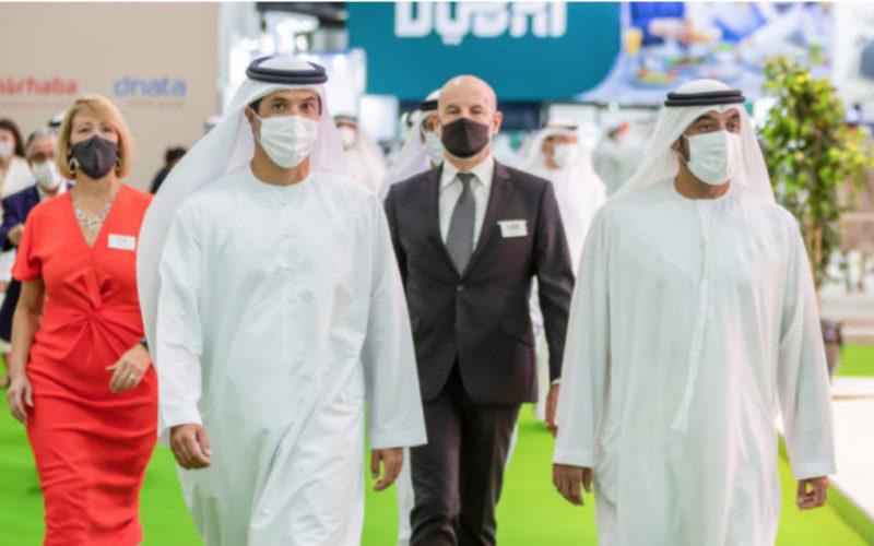 Arabian Travel Market 2021 opens four-day in-person show in Dubai