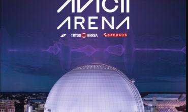 Stockholm's Avicii Arena lends its name to mental illness prevention