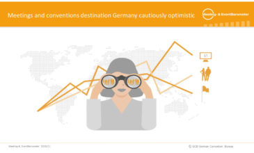 New German EventBarometer shows 'Changeable' for an industry in transition