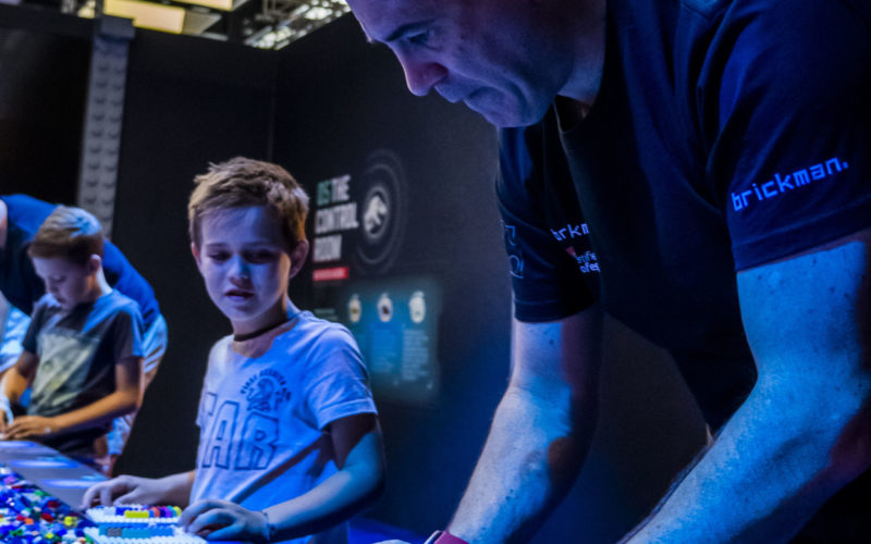 Jurassic World by Brickman extends its run at MCEC due to popular demand