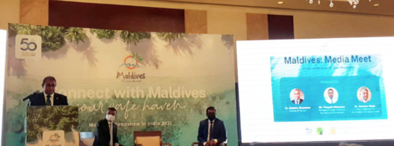 Maldives-UAE travel corridor could be agreed in June