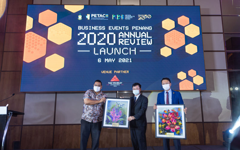 Penang keeps its events vision on 2030, as CVB reports 156 events held in 2020