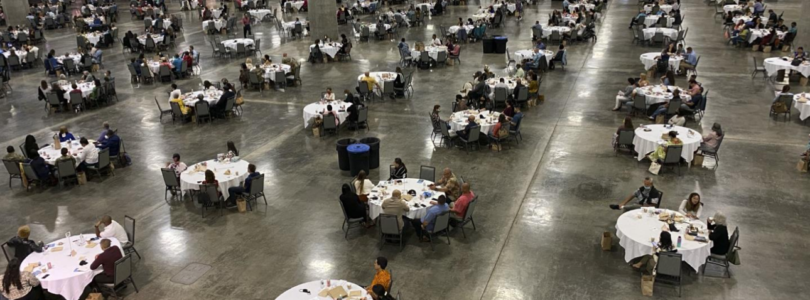 Hawai'i Convention Center hosts largest event since start of pandemic