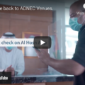 Welcome back to ADNEC Venues.