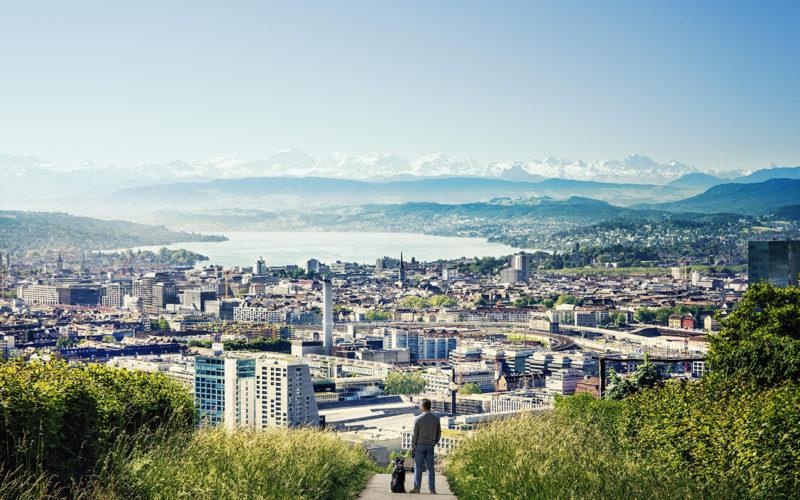 Welcome to Zürich, Switzerland