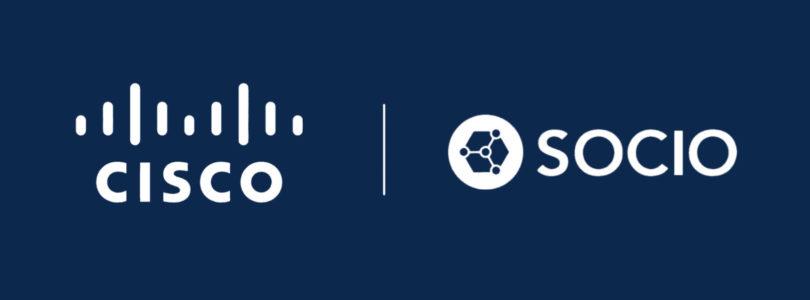 Cisco announces intent to acquire virtual event platform Socio