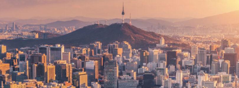 Virtual map of the Seoul