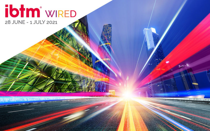 Four experts to discuss future of events industry at IBTM Wired