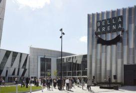 Copenhagen's new venue baby gets a name: Bella Arena