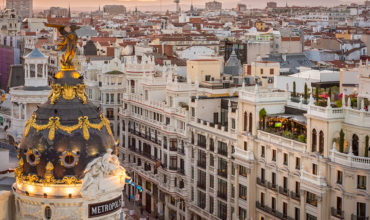 Madrid, Making safe business a pleasure