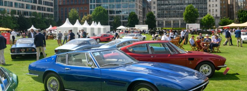 London Concours returns in Covid-safe format