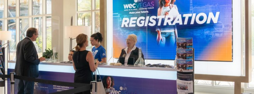 MPI's WEC 2021 is first major in-person meeting at New Caesars Forum conference centre