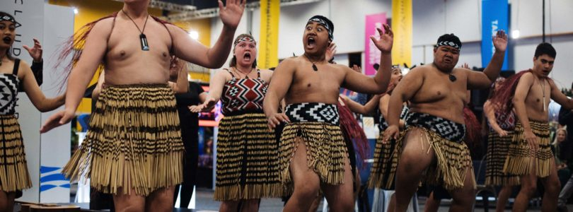 Spectacular Auckland welcome for business events industry visitors