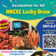 Hong Kong CEC introduces Lucky Draw to boost vaccination drive