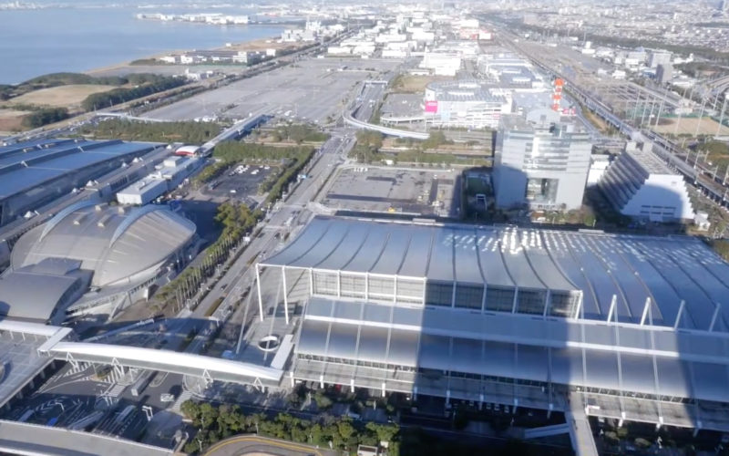 Chiba attempts to catch the Olympic legacy wave