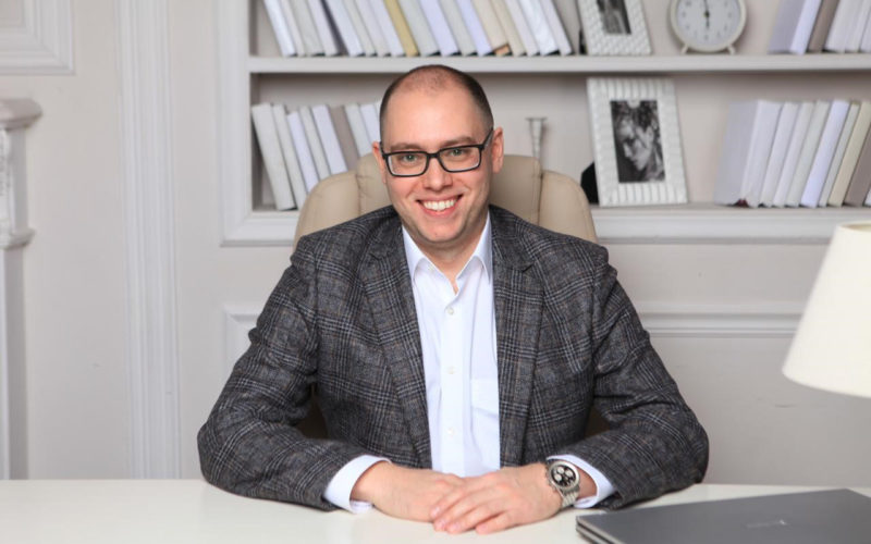 New CEO appointed at the Russian Convention Bureau