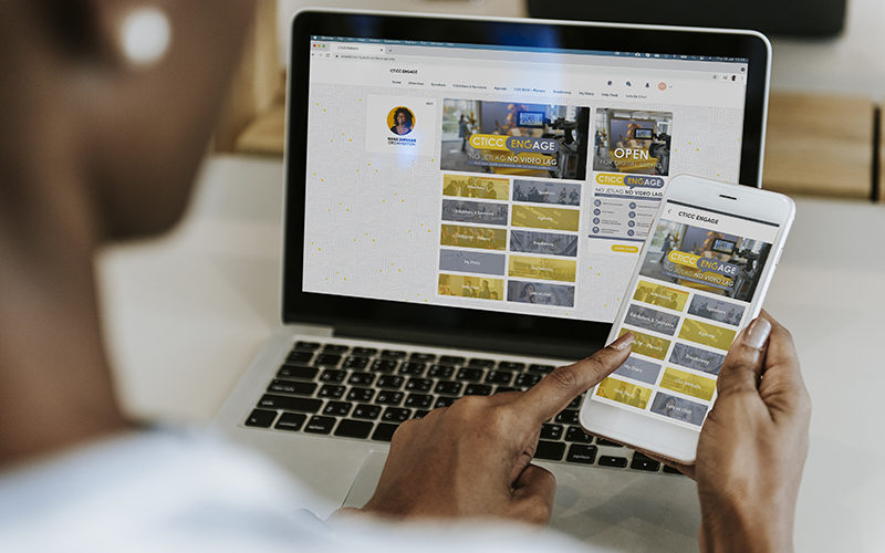 Endless Possibilities with the CTICC's Digital Event Solution