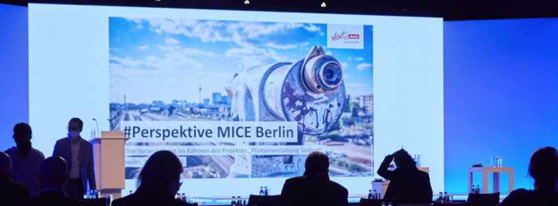 Berlin pilot events show high level of confidence city is safe for in-person events