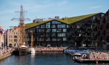 Copenhagen's sustainability takes it to the top of the Safe Cities Index