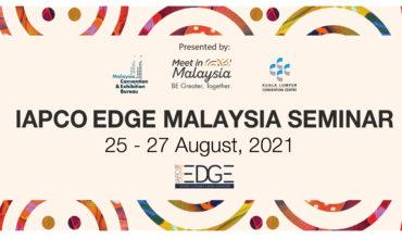 Kuala Lumpur Convention Centre chosen to host IAPCO EDGE Seminar