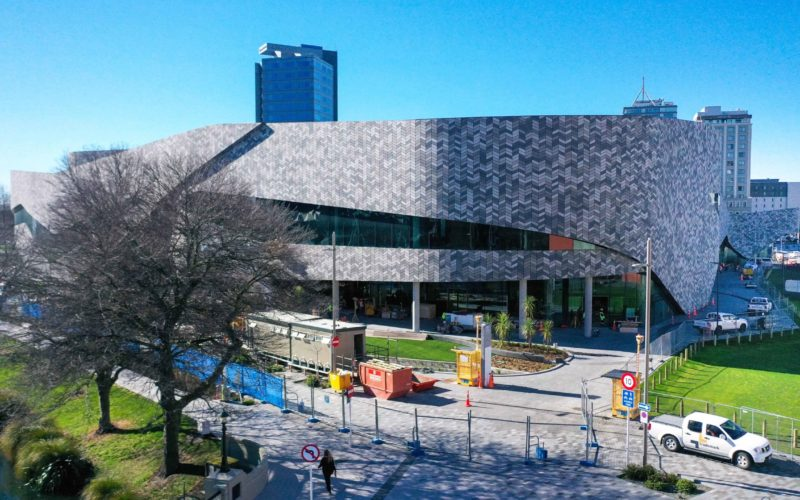 Pandemic pushes back Te Pae Christchurch Convention Centre opening plans
