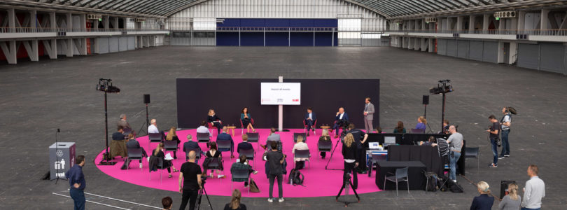 Amsterdam welcomes return of in-person business events