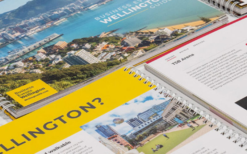 New Business Events Guide a capital idea for Wellington