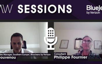 CMW Sessions – BlueJeans : Créer de la valeur à partir d'événements virtuels et hybrides