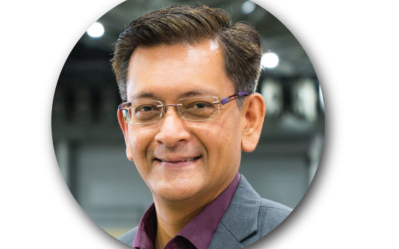 Aloysius Arlando to step away from Constellar in Singapore