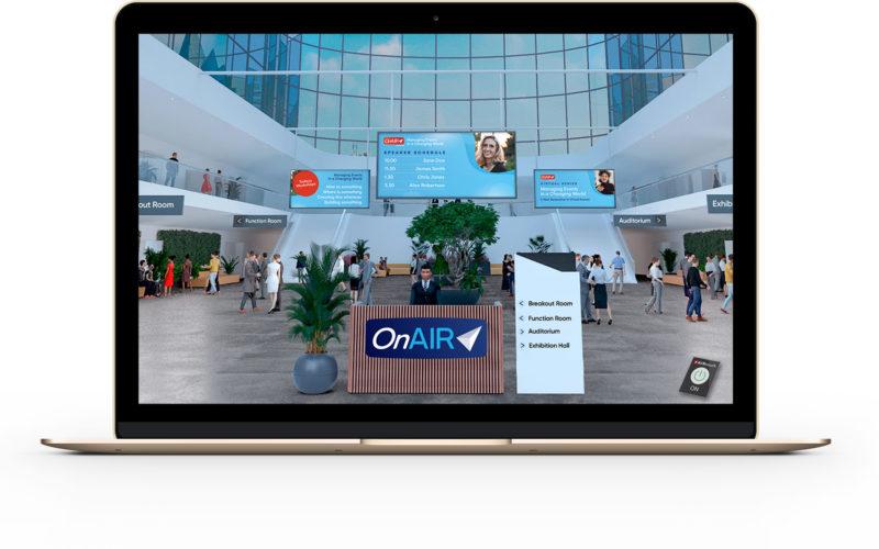 EventsAIR wins big at the 2021 International Business Awards