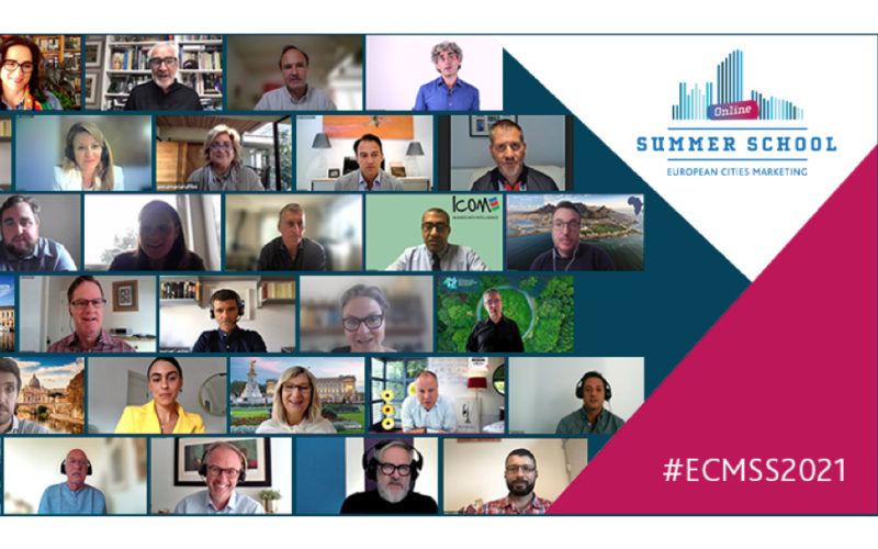 ECM online and on the ball for 35th Summer School edition
