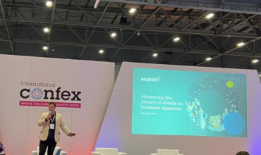 Confex keynote: Measuring the impact of events on business objectives