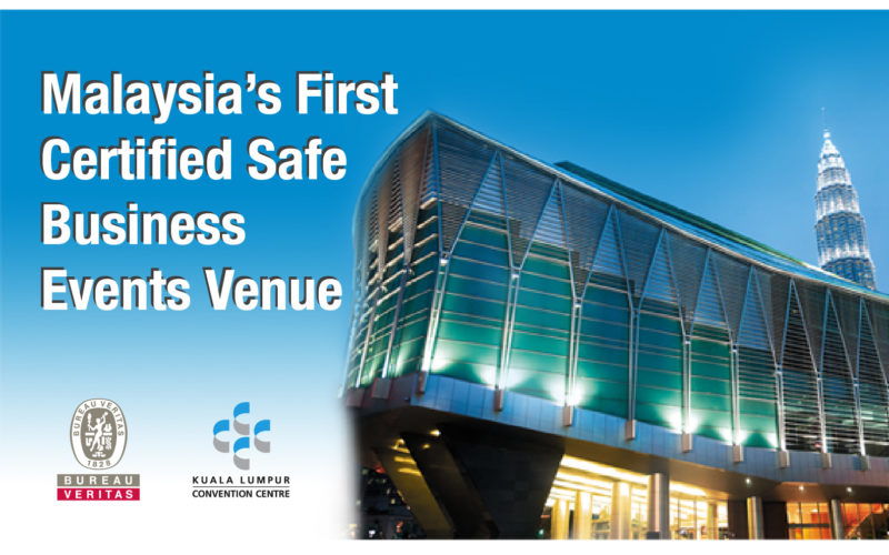 In veritas: Kuala Lumpur Convention Centre first out of the blocks