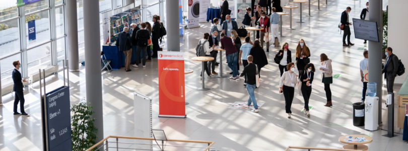 Viszeralmedizin in-person event gives wings to Leipzig