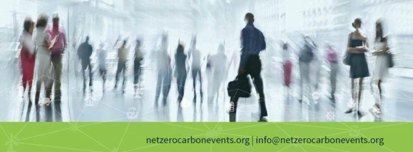 Industry kicks off Net Zero Carbon Events initiative