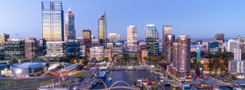 Perth on the right conference frequency for IRMMW-THz 2024