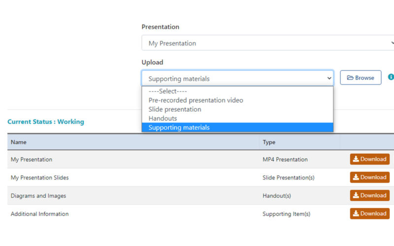 ImageAV releases proprietary Presentation Management Portal