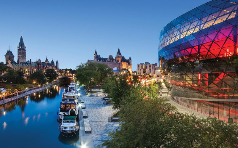 AIPC awards Shaw Centre with its World's Best Convention Centre APEX accolade