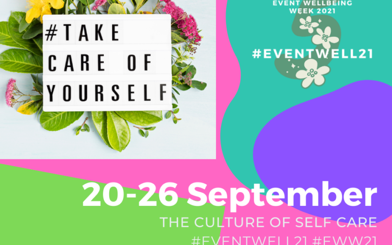 EventWell opens fifth annual Event Wellbeing Week
