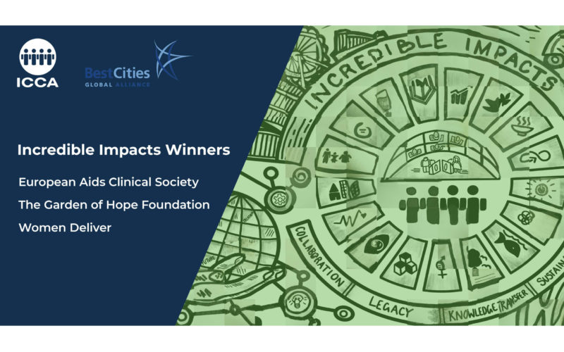 ICCA and BestCities honour Incredible Impacts