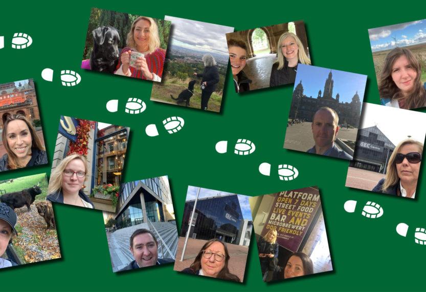 Glasgow Convention Bureau launches the #VirtualGlasgow world walking route