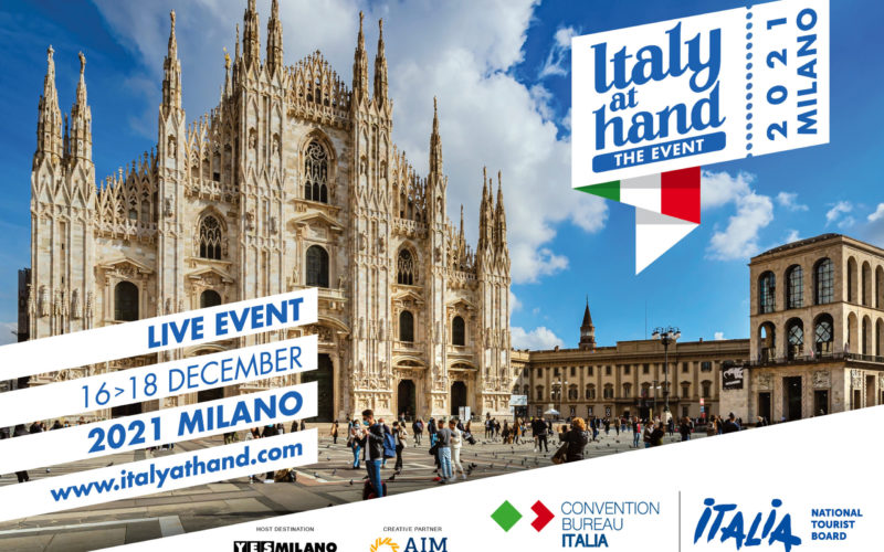December's Italy at Hand hosted buyer programme open for applications